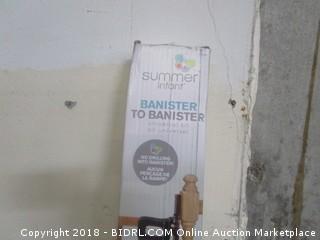 Banister to Banister Gate