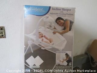 Beautyrest Incline Sleeper