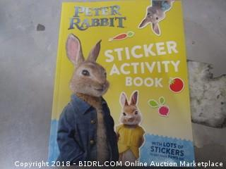 Peter Rabbit Sticker Book