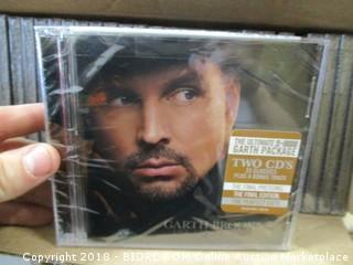 Garth Brookes CDS