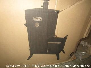 Dyna-Glo DGO1176BDC-D Charcoal Offset Smoker (Retail $171.00)