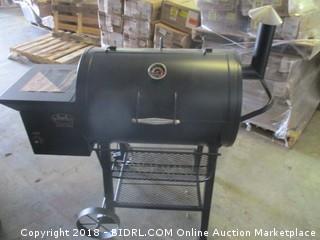 Big Horn Wood Pellet Grill