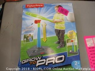 Fisher Price 2 in 1 Tee Ball