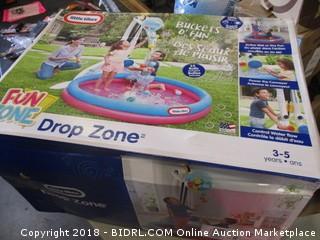 Little Tikes Drop Zone Pool