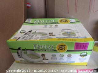 Odor Control Litter Box