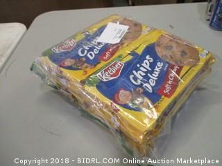 Keebler Chips Deluxe Cookies