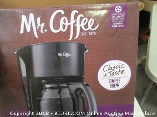 Mr. Coffee -Coffee Pot