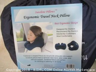 Ergonomic Travel Neck Pillow