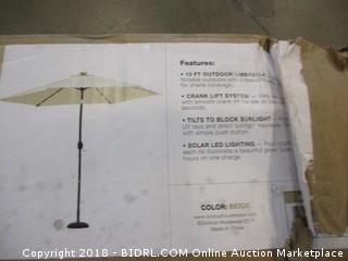 Sorbus Patio Umbrella