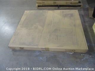 Bush Furniture Vantage Corner Desk in Pure White (Retail $260.00)