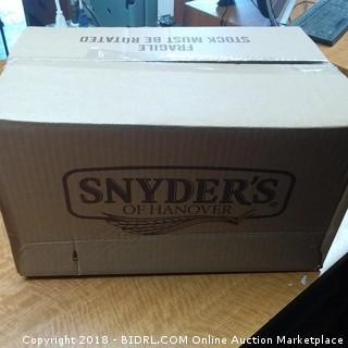 Snyder Pretzel Sticks