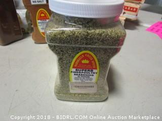 Fish & Poultry Seasoning