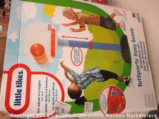 Toy Basketball Hoop