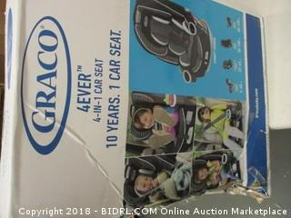 Graco 4 in 1 Car Seat