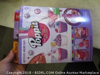 Poppit Mini Cupcake Refill Pack
