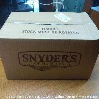 Snyders Pretzel Sticks