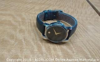 Movado Swiss Quartz Watch