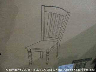Furniture of America Side Chair
