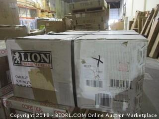 LION Premium Grills Bar Center