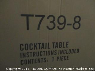 Signature Cocktail Table