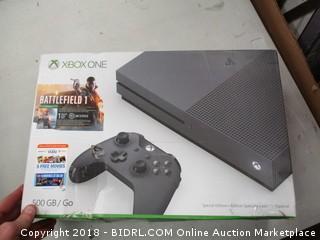 XboxOne Battlefield 1