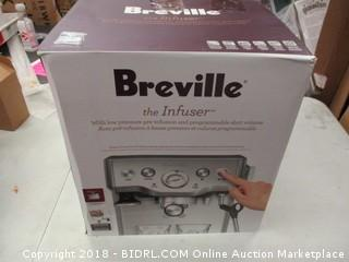 Breville Infuser Coffee Machine