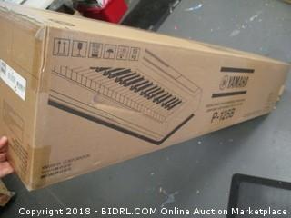Yamaha Digital Piano P 125B