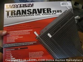 Hayden Automotive Transaver Plus Transmission Oil Cooler