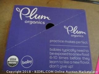 Plum Organic Pouches