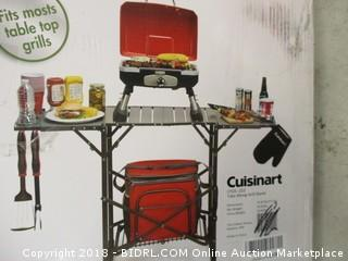 Cuisinart Grill Stand