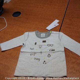 Shirt 0-3 Months