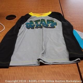Star wars Shirt Size 5/6