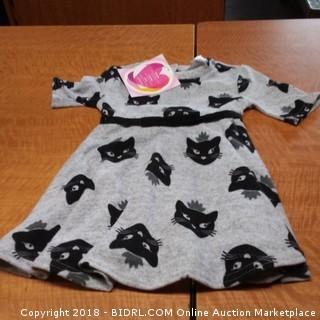 Girls Dress T2