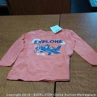 Explore Shirt 2T