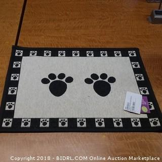 Pet Rageous Designed Tapestry Placemat