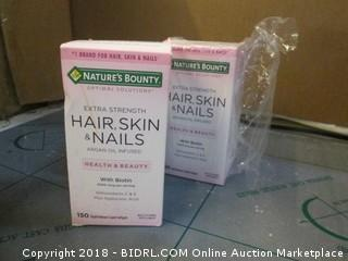 Nature's Bounty Hair, Skin & Nails