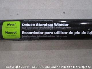 Deluxe Stand Up Weeder
