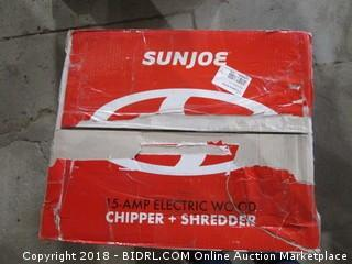 Sun Joe Electric Chipper + Shredder