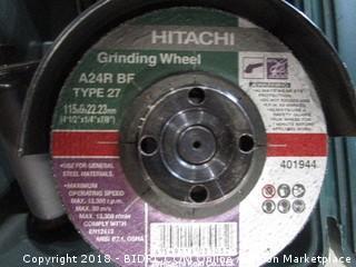 Hitachi  Grinding Wheel