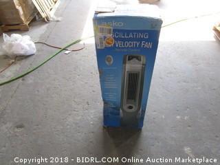 Lasko Oscillating High Velocity Fan