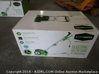Greenworks Electric Dethatcher