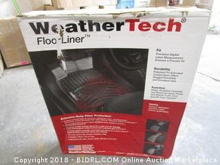 Weather Tech Floor Liner