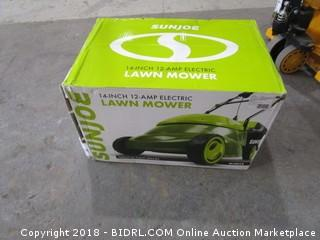 SunJoe Electric Lawn Mower