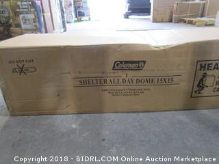 Coleman Shelter All Day Dome