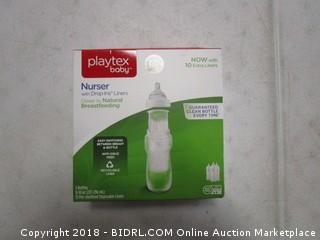 Playtex Nurser with drop in liners