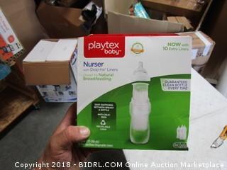 Playtex Baby Nurser with Drop in Liners