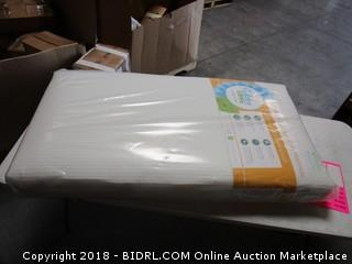 Lullababy Earth 2 Stage Crib Mattress