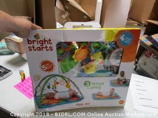 Bright Starts Zippy Zoo
