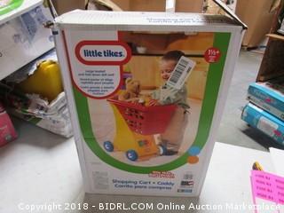 Little Tiikes Shopping Cart Caddy