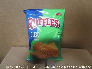 Ruffles Queso (box of 24)